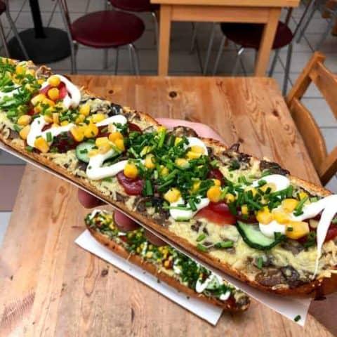 Zapikanka Polish Sandwich Recipe