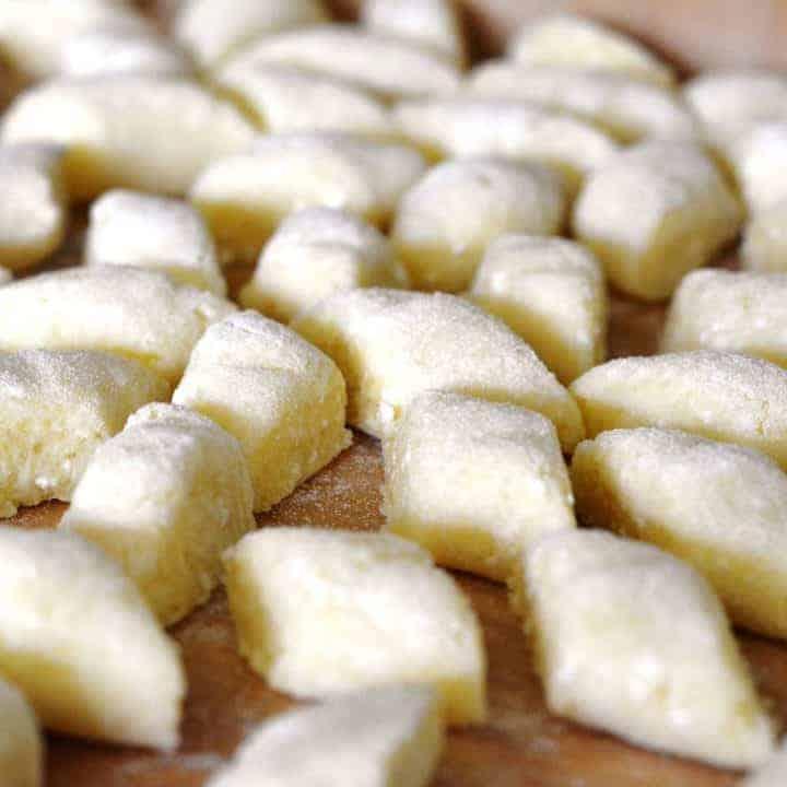 Kopytka Polish Gnocchi Recipe