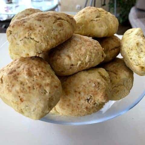 Proziaki Recipe: 10-Minute Recipe For Polish Soda Bread!