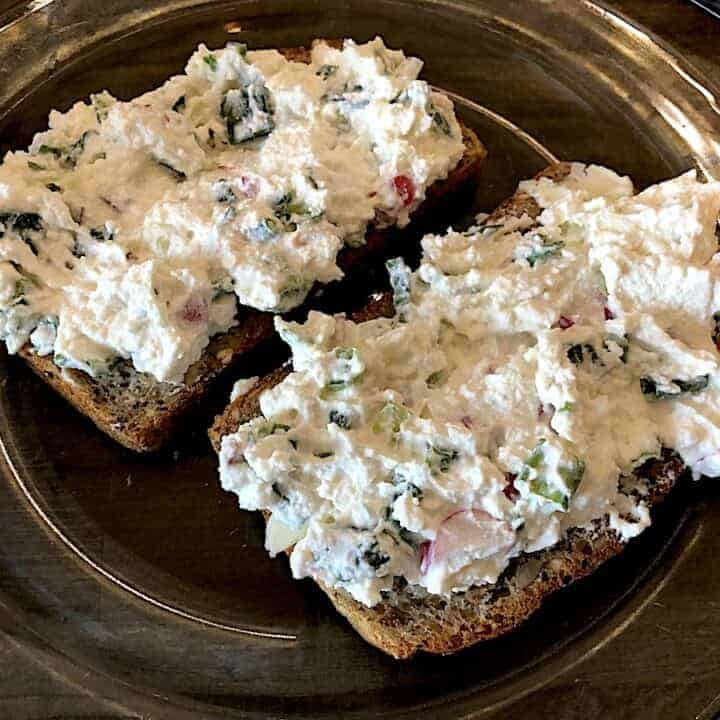 Polish Cottage Cheese Dip Gzik Recipe