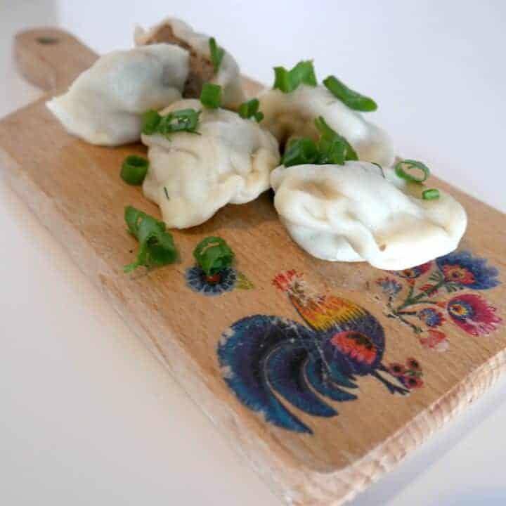 Polish Meat Pierogi Recipe