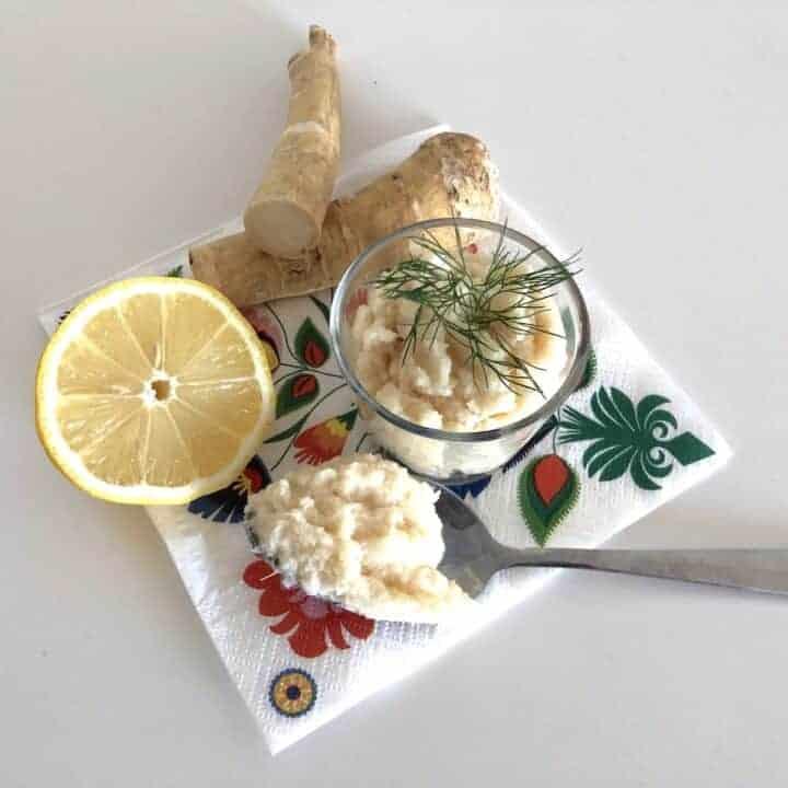 Chrzan Polish Horseradish Recipe