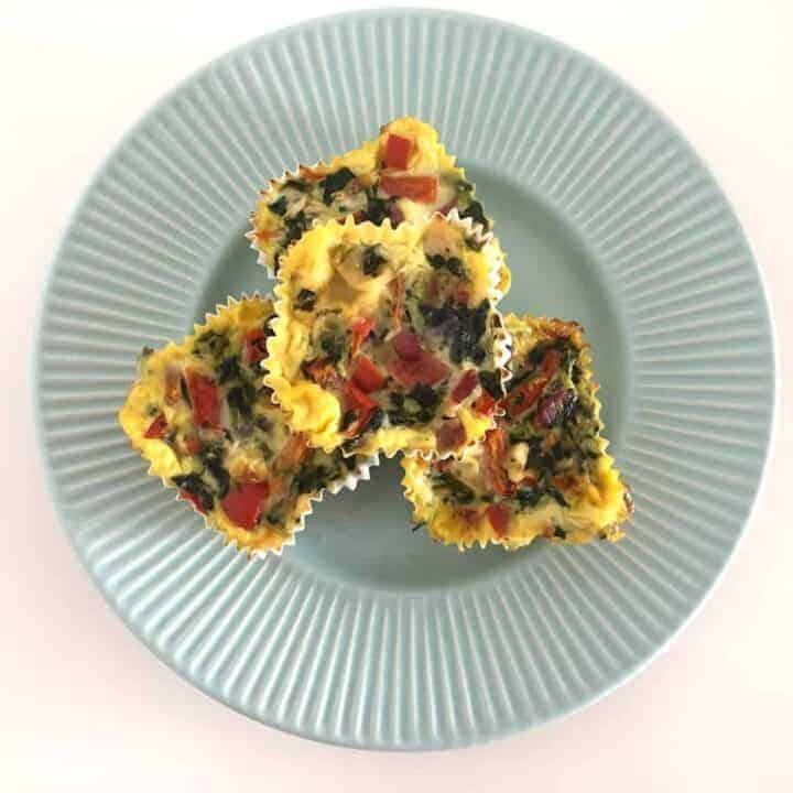 Quick Colorful Muffins Recipe Perfect For Breakfast!