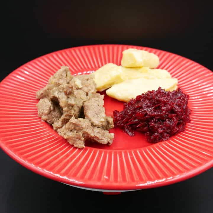 Polish Veal Stew Recipe