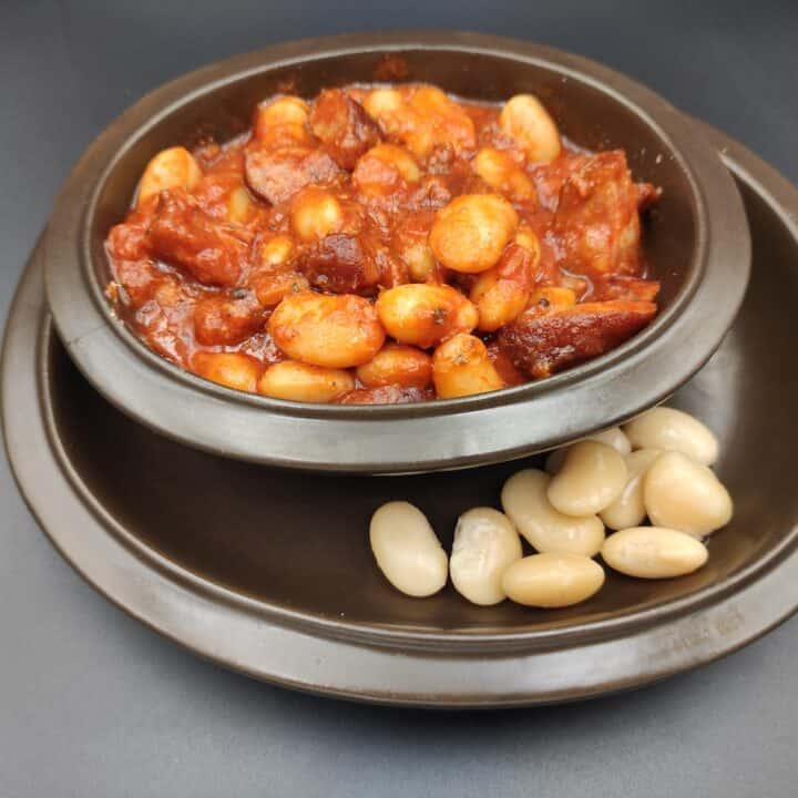 Breton Beans Fasolka Po Bretonsku Recipe