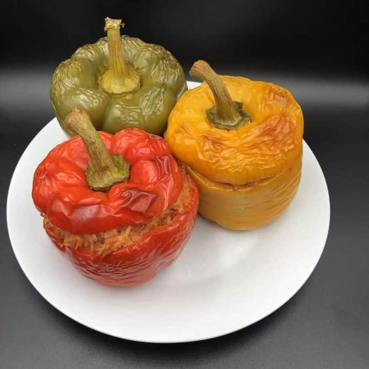 Polish Stuffed Peppers Recipe