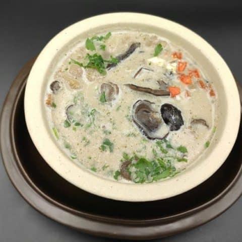 Polish Dried Mushroom Soup Recipe