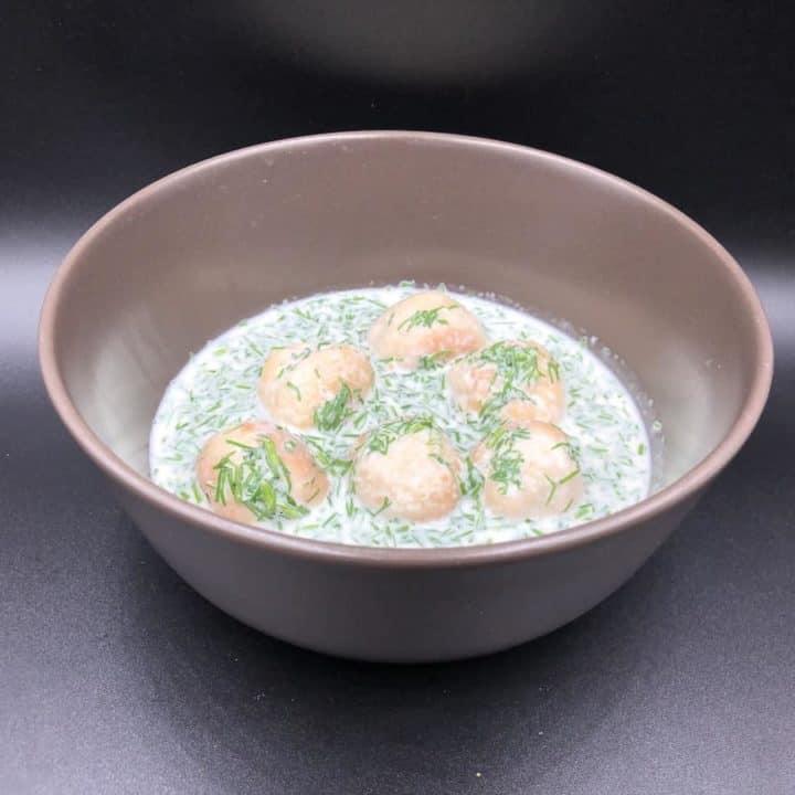 Polish Meatballs In Dill Sauce Recipe