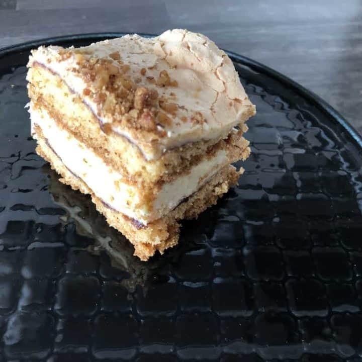 Pychotka Pani Walewska Cake Recipe
