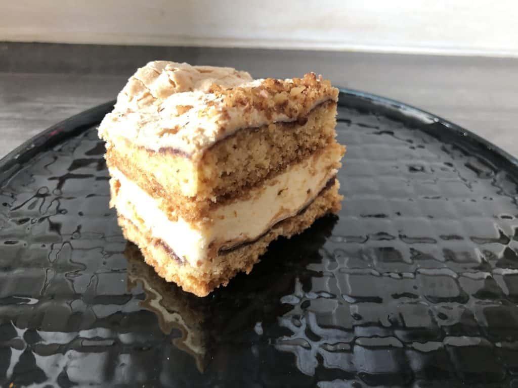 Polish cake for lovers.