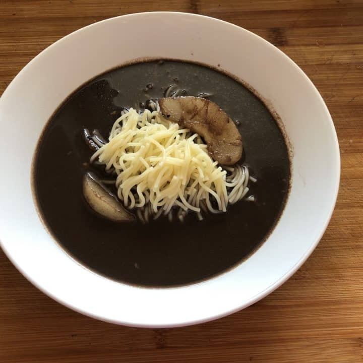 Czarnina Polish Duck Blood Soup Recipe